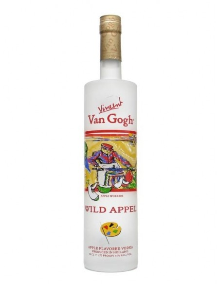 VAN GOGH WILD APPLE 0.7L