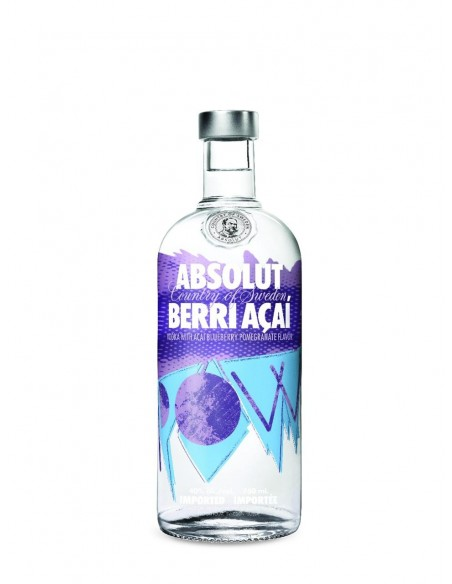 ABSOLUT BERRY ACAI