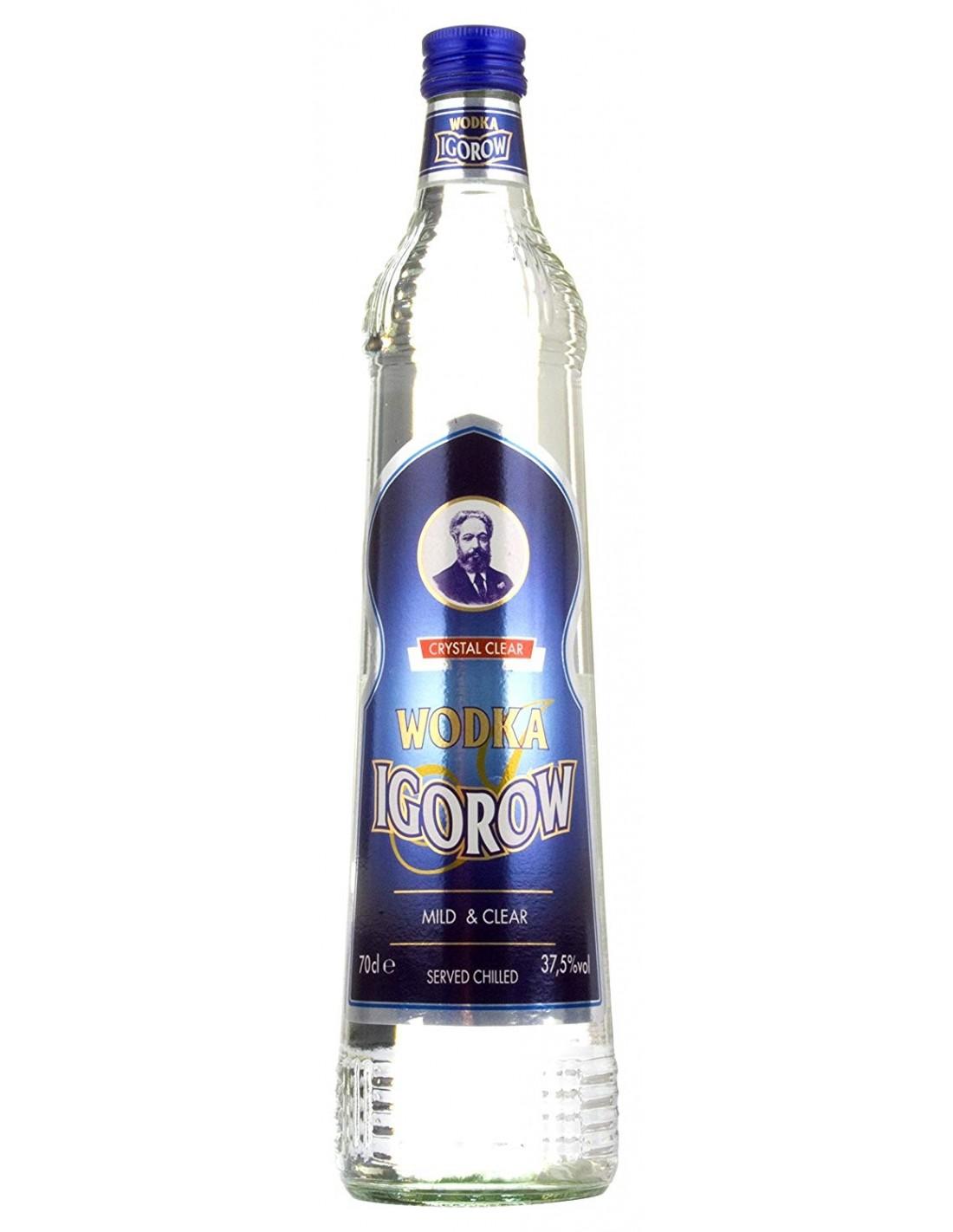 Vodca Igorow 0.7L, 37.5% alc.