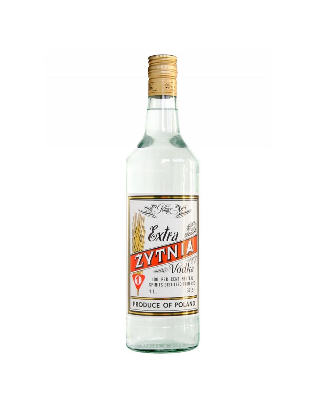 Vodca Extra Zytnia 1L, 37.5% alc., Polonia