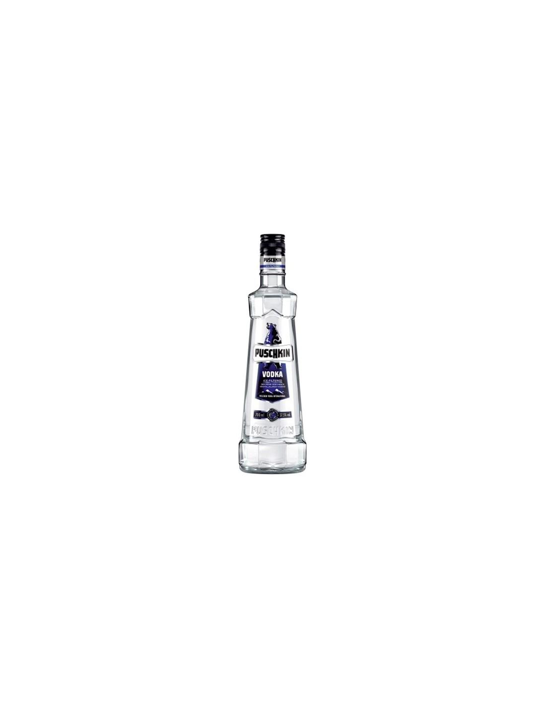 Vodca Puschkin 1L, 37.5% alc., Germania