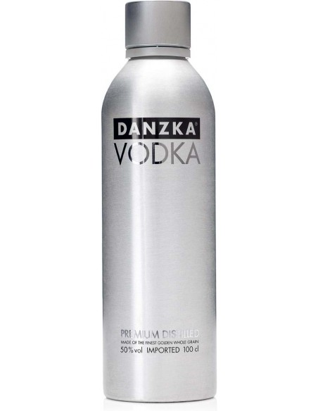 DANZKA BLACK FIFTY VODKA