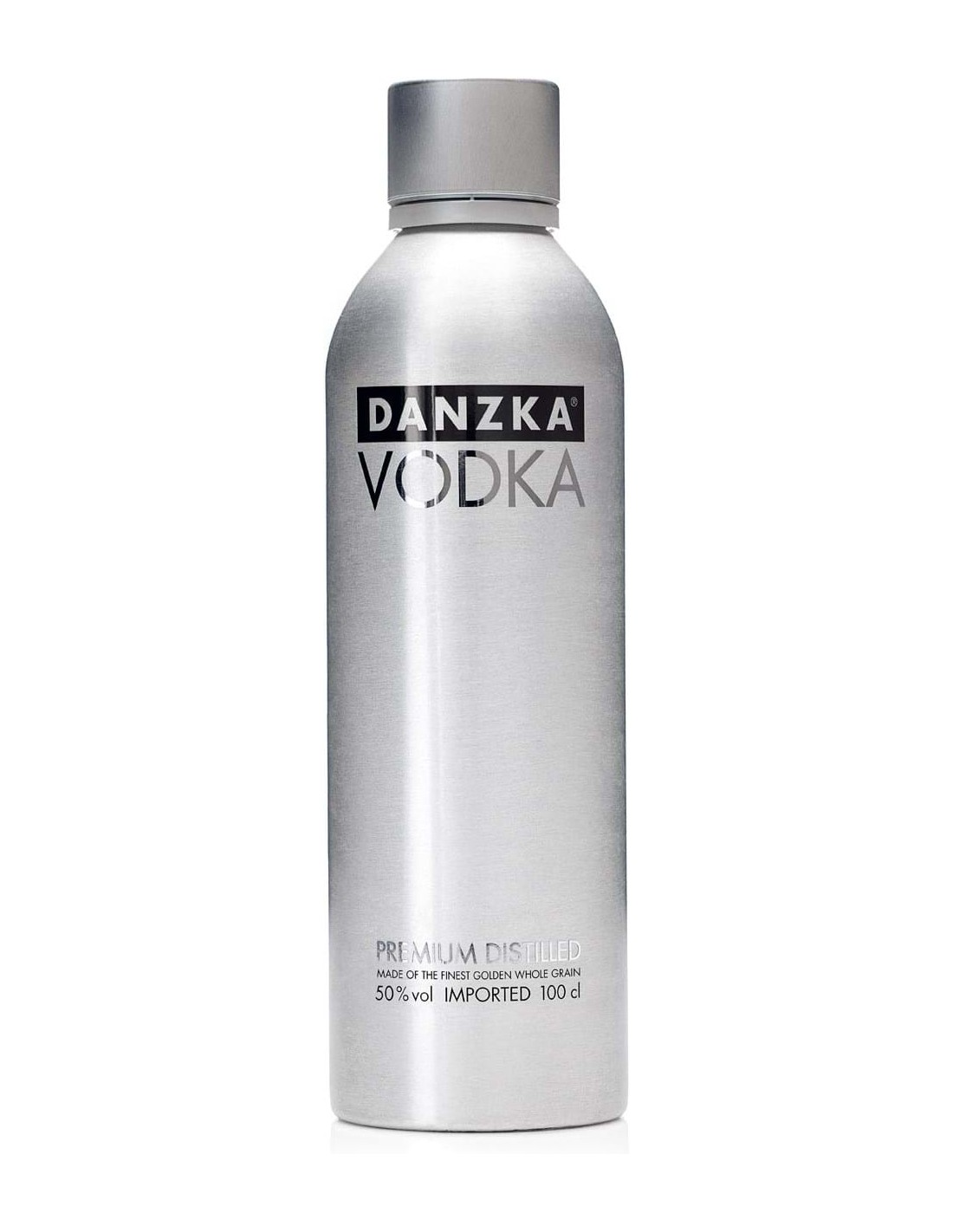 Vodca Danzka Black Fifty 1L, 40% alc., Danemarca