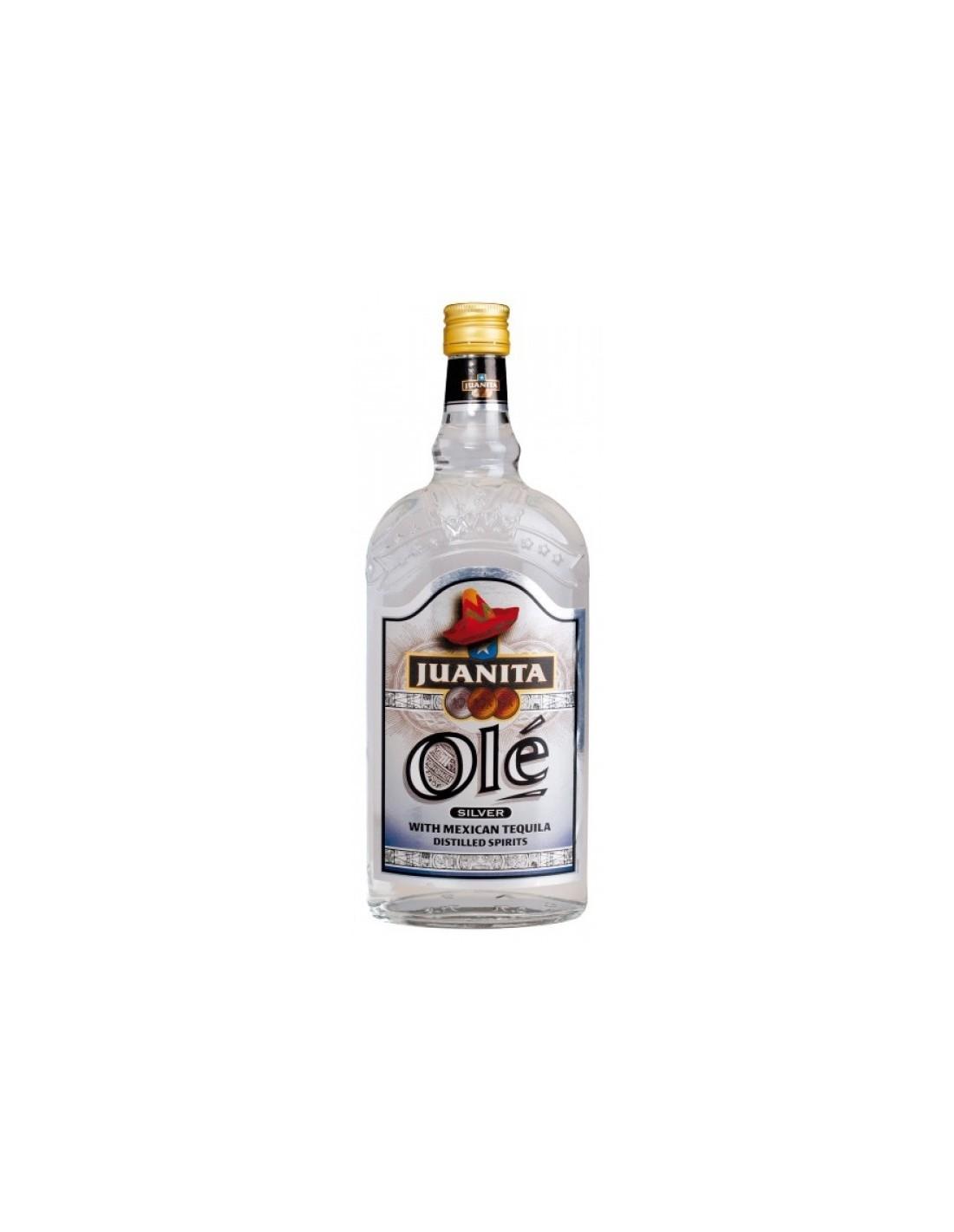 Tequila alba Juanita Ole Silver 0.7L, 38% alc., Germania