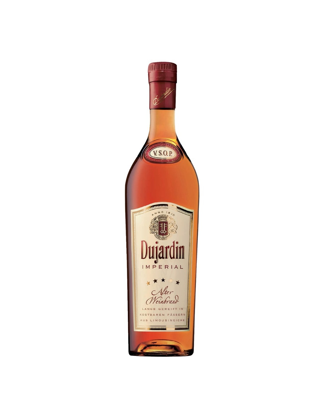 Coniac Brandy Dujardin Imperial VSOP, 36% alc., 0.7L, Germania