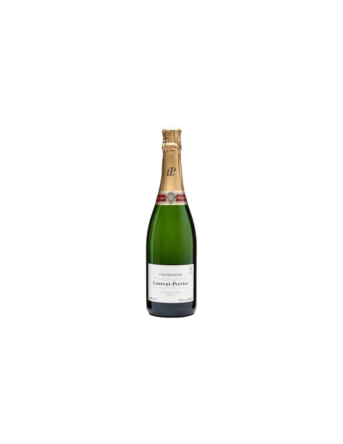 Sampanie Cupaj, Laurent Perrier La Cuvée Champagne, 0.75L, 12% alc., Franta