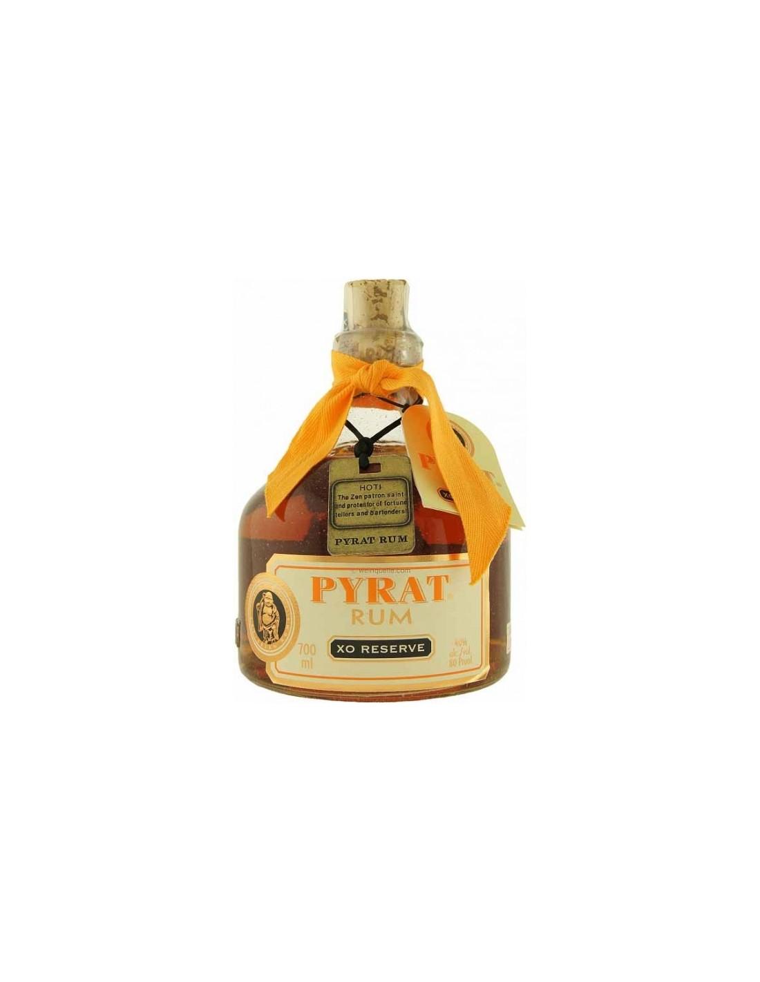 Rom negru Pyrat XO, 0.7L