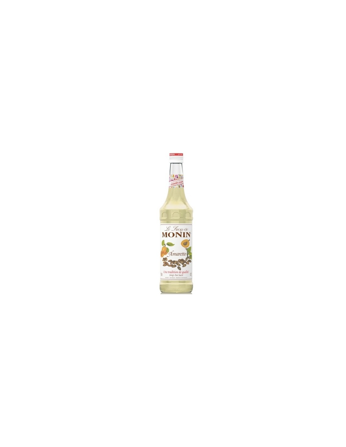 Sirop cocktail Monin Amaretto, 0.7L, Franta