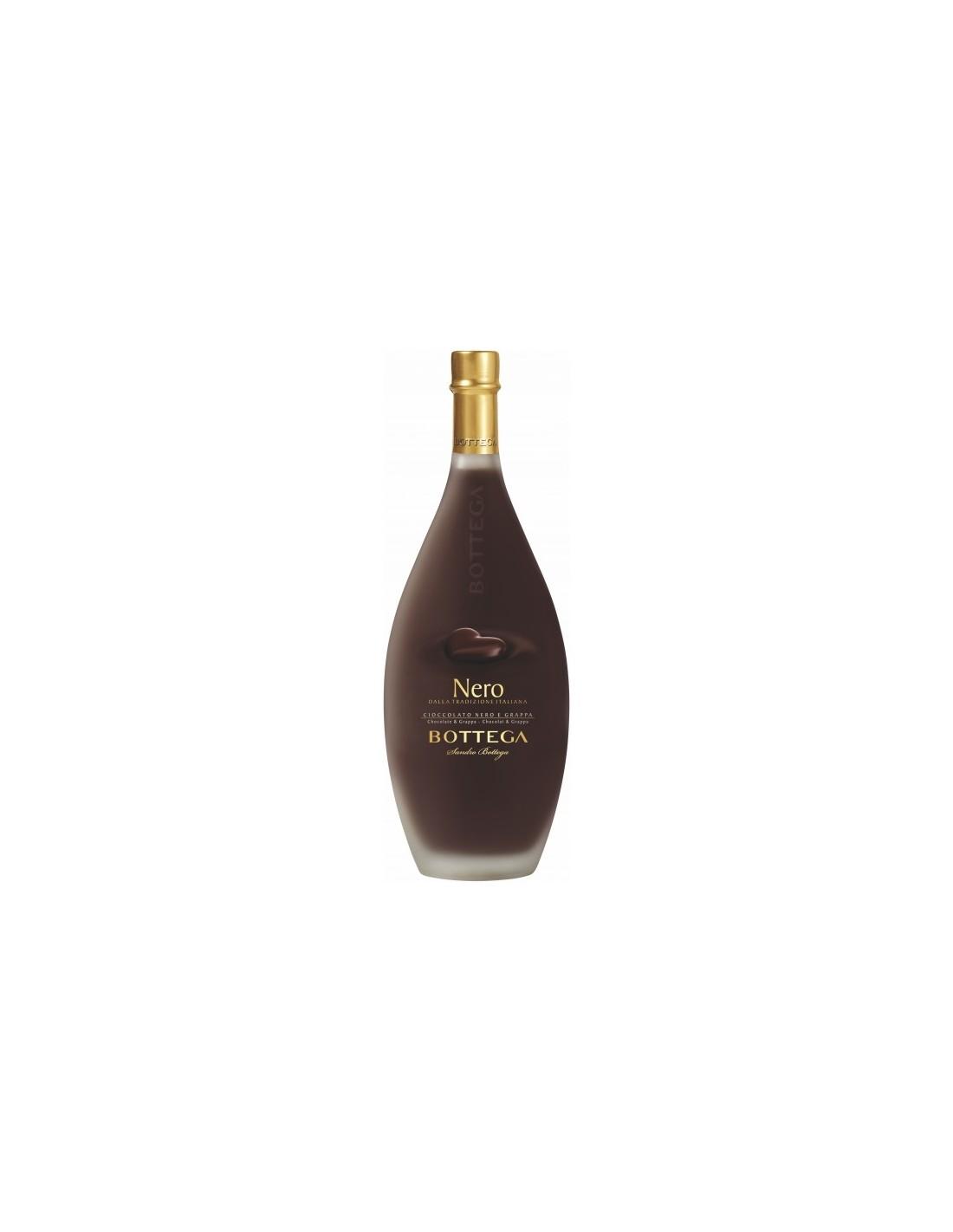 Lichior Nero Bottega 0.5l Alc. 15%