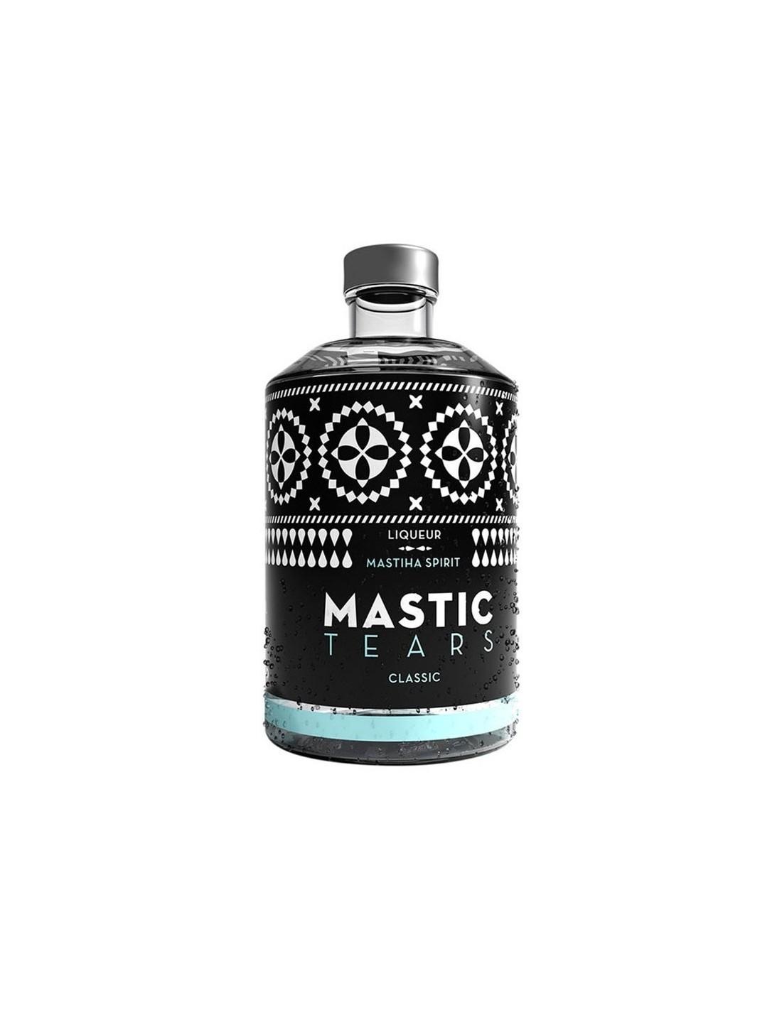 Lichior Mastic Tears Clasic 24% alc., 0.5L, Grecia