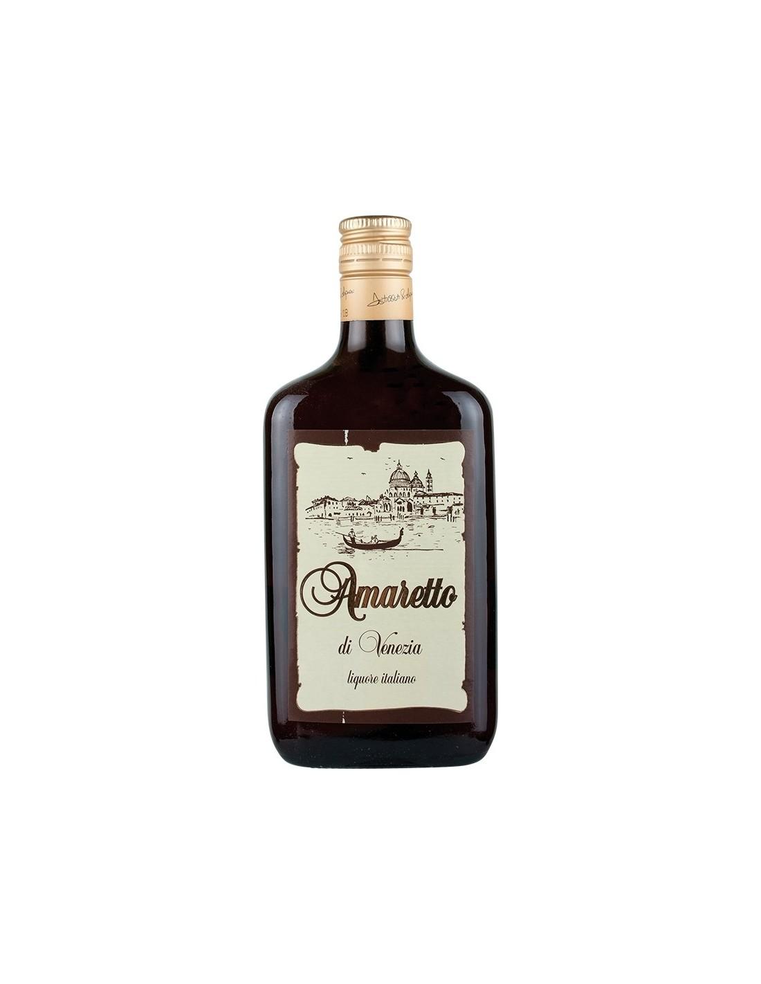 Lichior Amaretto Di Venezia 0.7l Alc. 17%