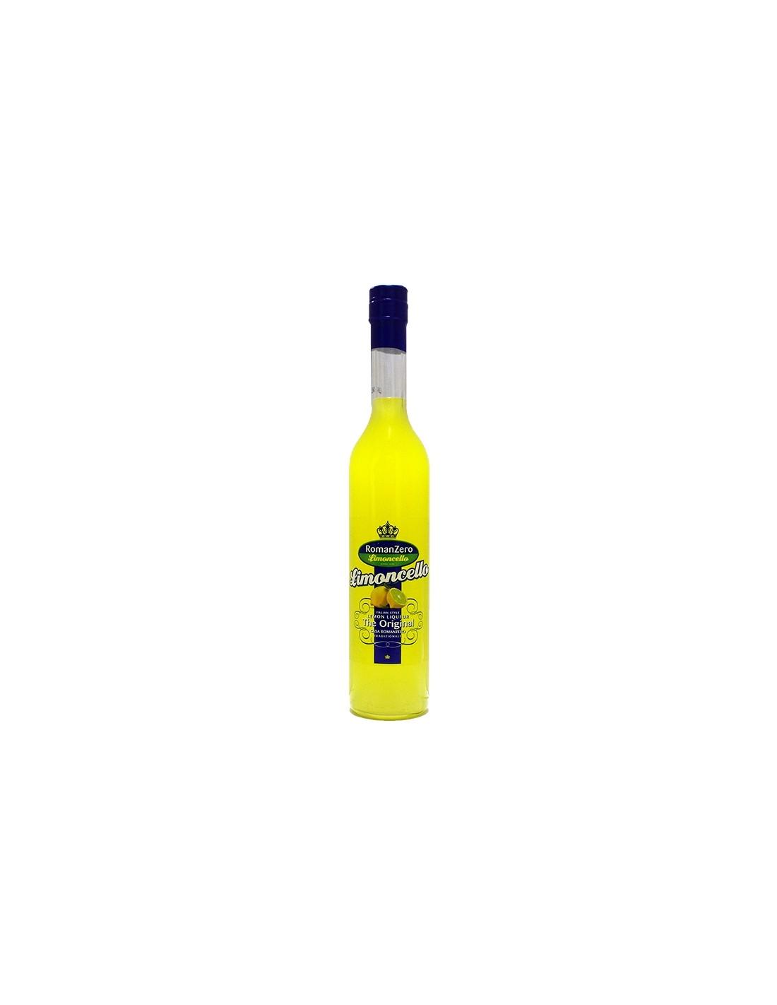 Lichior Limoncelo Romanzero 0.5l Alc. 25%