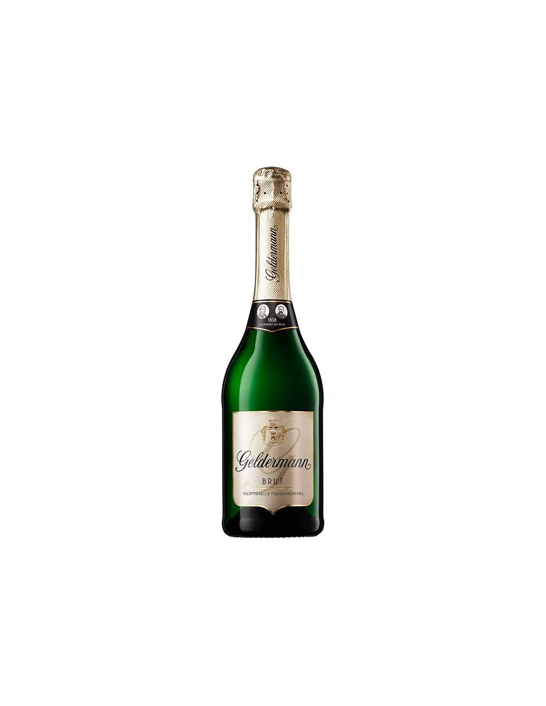 Vin spumant alb Cupaj, Geldermann Baden, 0.75L, 13% alc., Germania