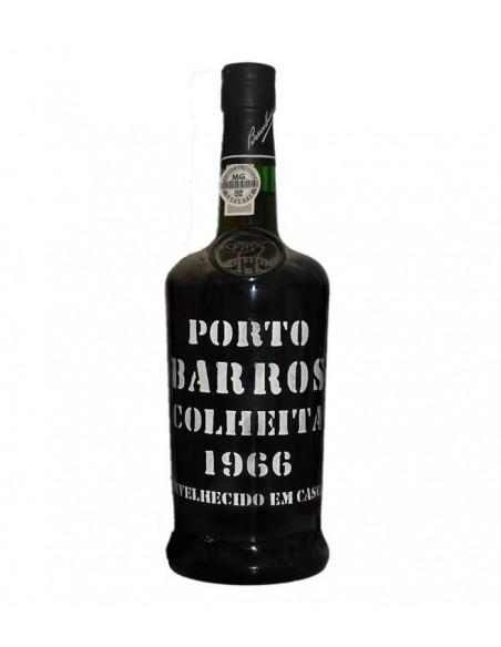 PORTO BARROS COLHEITA 1966