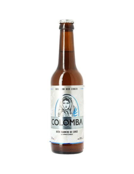 BERE COLOMBA WHITE BEER