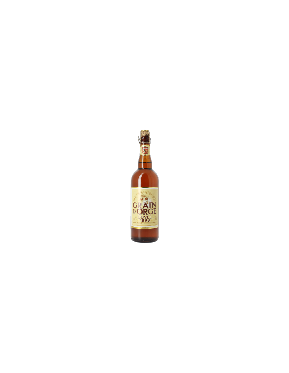 Bere Grain D'orge Cuvee 1898 0.75l