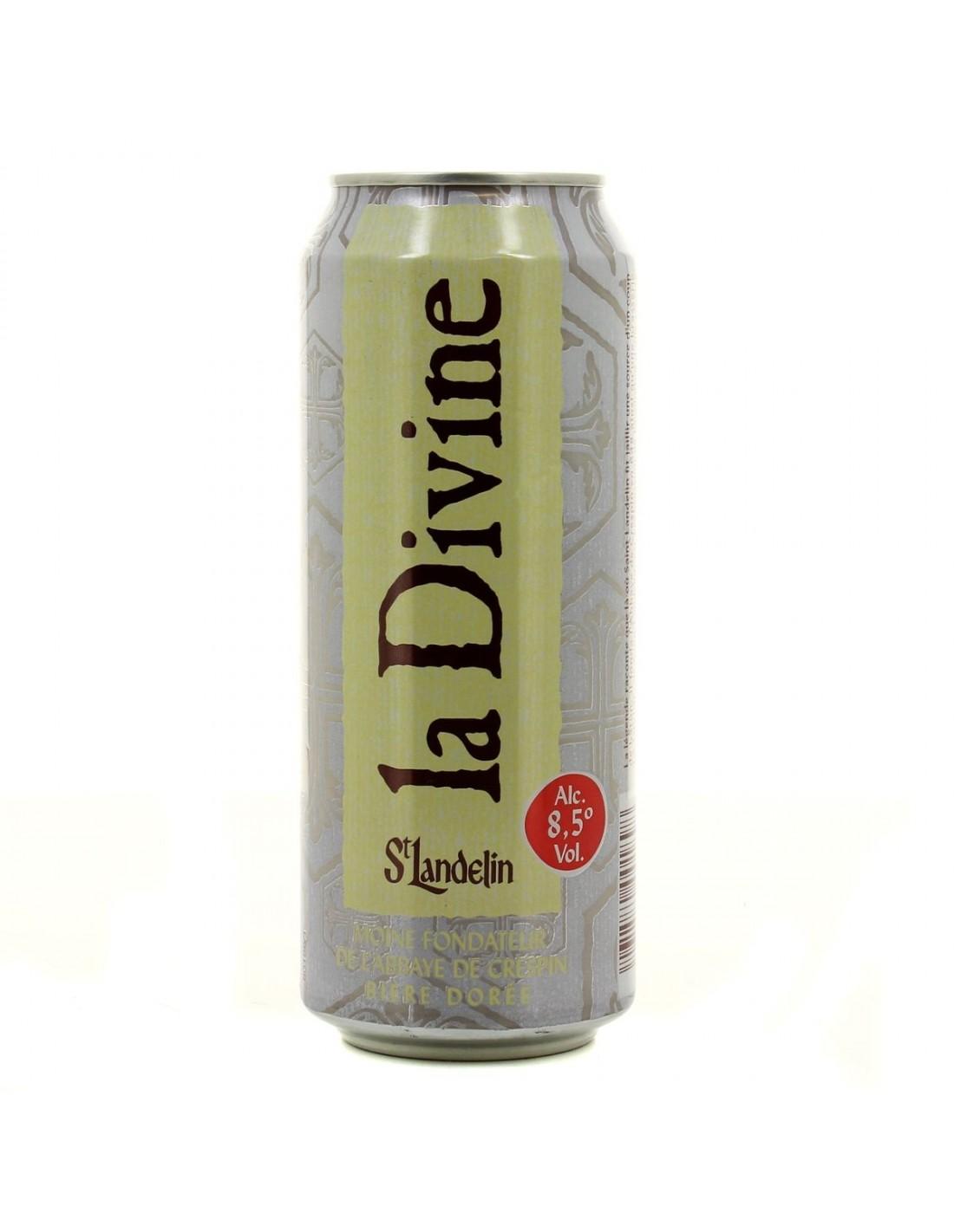 Bere La Divine St Landelin Blond 0.5l