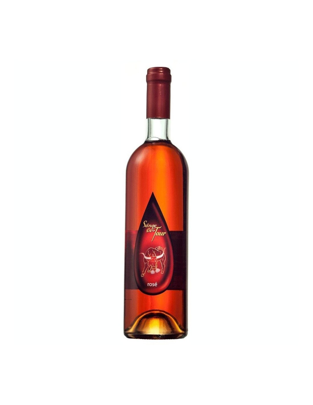 Vin roze, Sange de Taur 7 Coline Tohani, 0.75L, Romania
