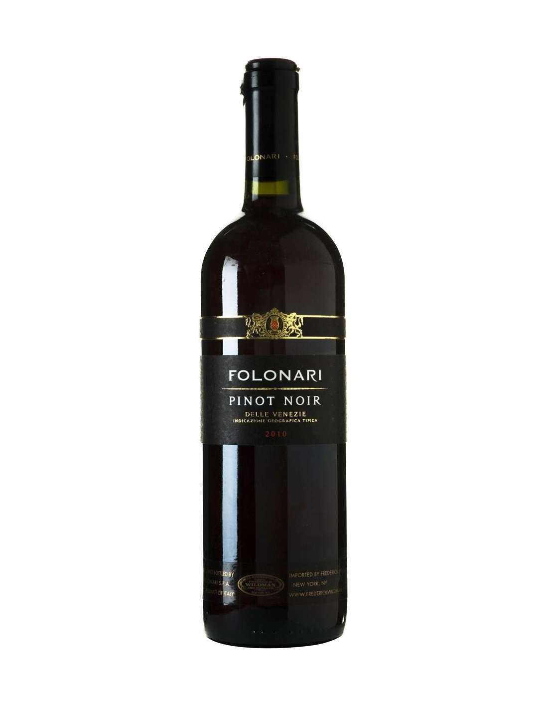 Vin rosu, Pinot Noir, Folonari Delle Venezie, 0.75L, 12.5% alc., Italia