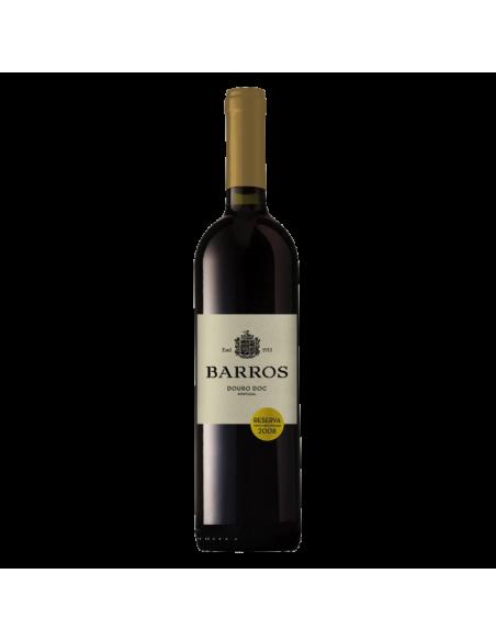 Barros D.O.C. Douro Reserva Tinto 2013