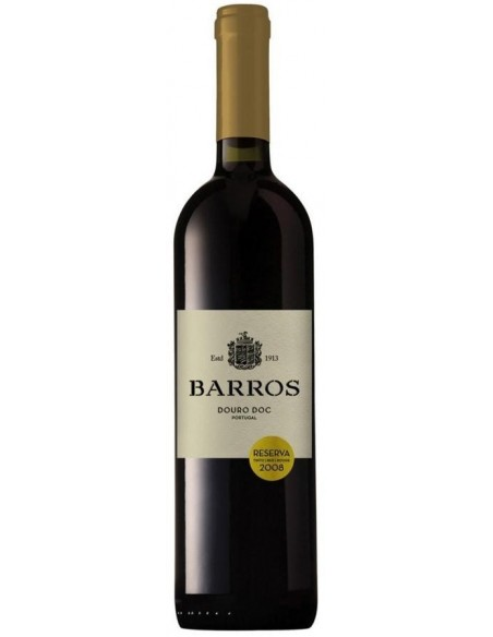 Barros D.O.C. Douro Reserva White 2014