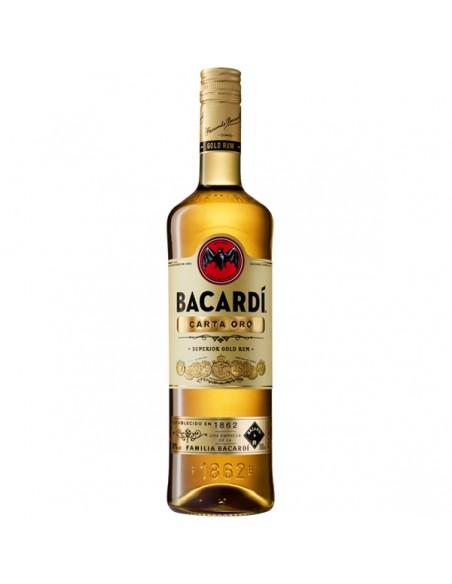 Rom Bacardi Carta Oro