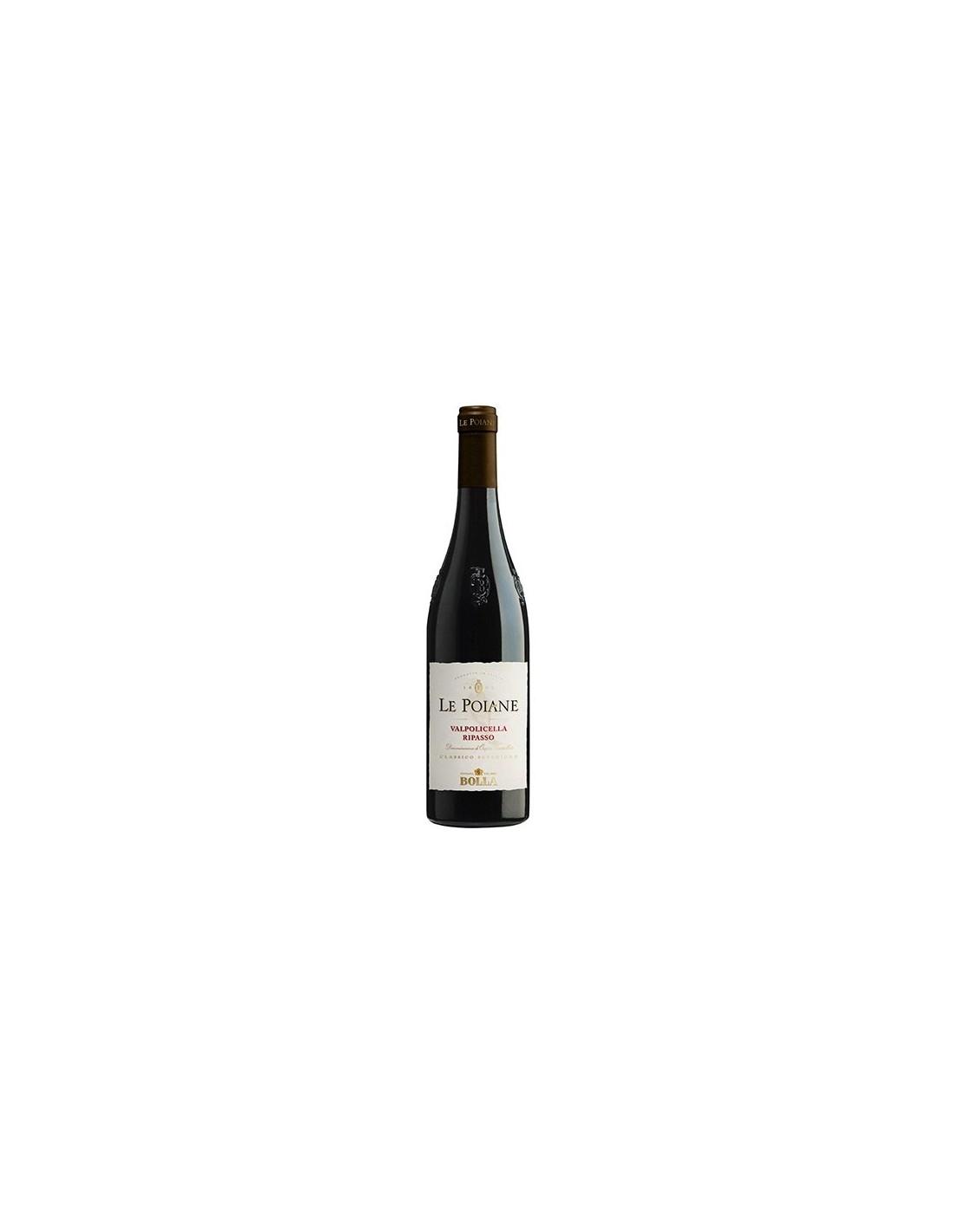 Vin rosu, Cupaj, Bolla Le Poiane Valpolicella Ripasso, 0.75L, 13.5% alc., Italia