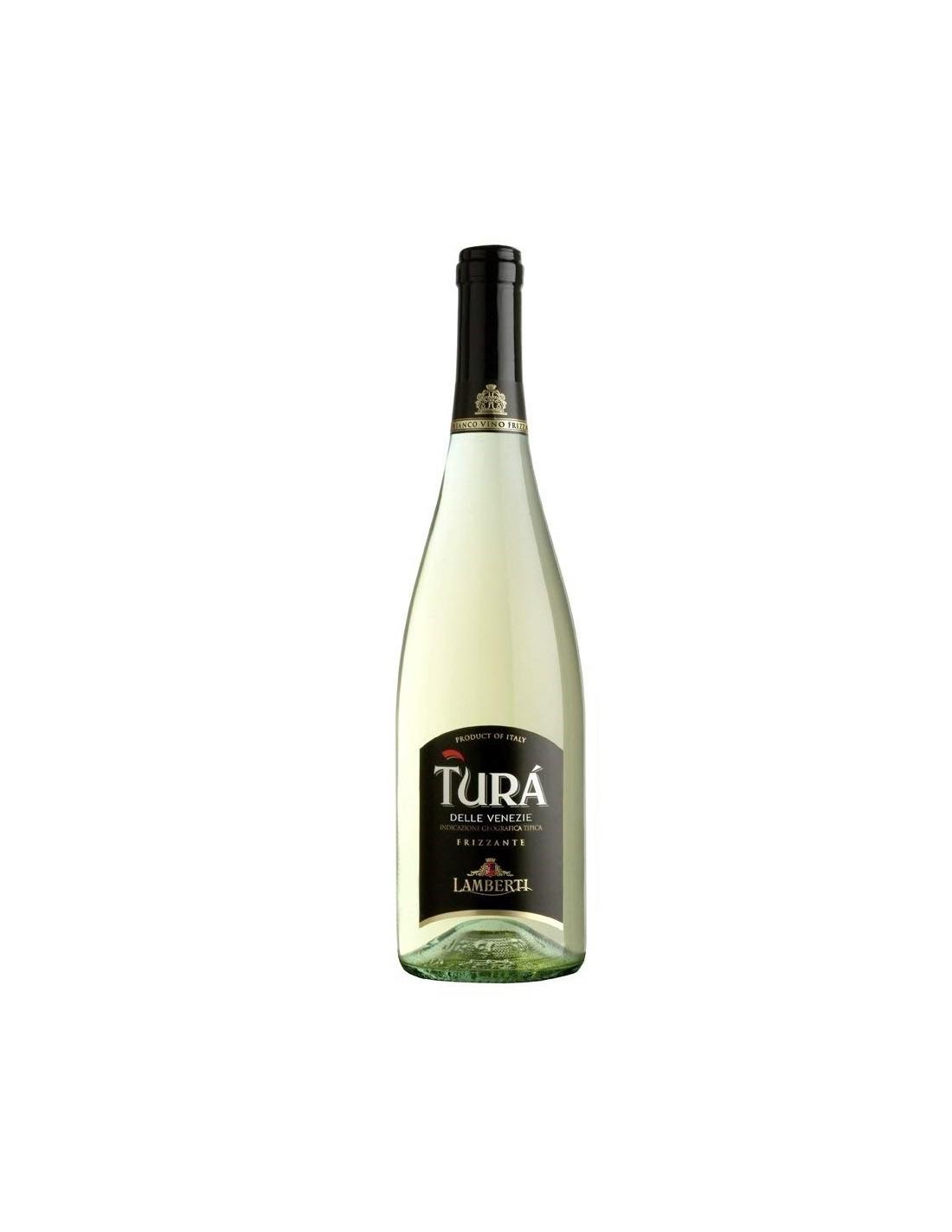Vin spumos frizzante alb, Lamberti Tura, delle Venezie, 0.75L, Italia