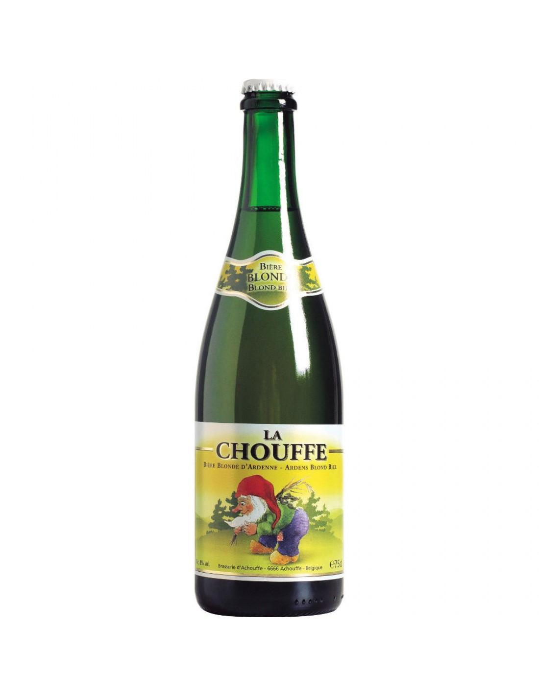 Bere La Chouffe 0.75l