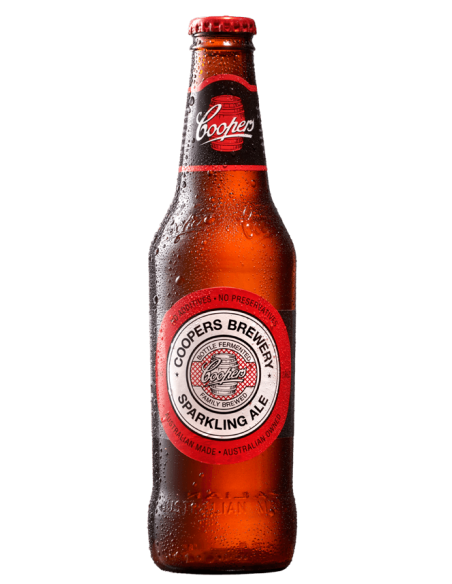 COOPERS SPARKLING ALE 0.37L