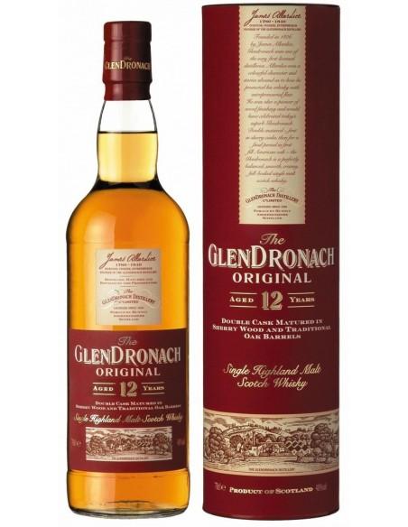 THE GLENDRONACH 12 ANI 0.7L