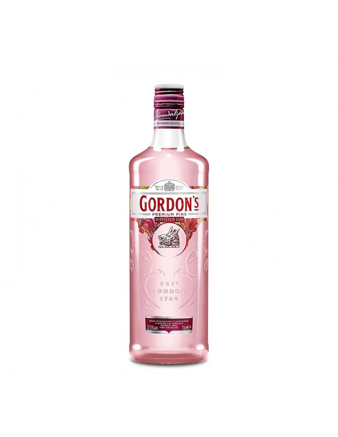 Gin Gordon's Pink Dry 37.5% alc., 0.7L, Anglia