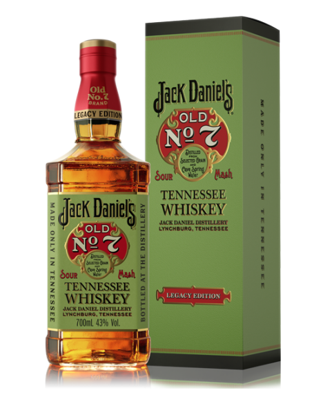 JACK DANIEL'S 1905 LEGACY 0.7 43%