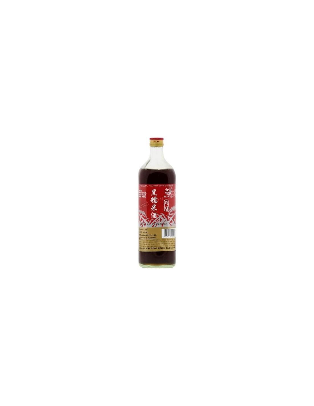 Bautura traditionala vin din orez negru, 12% alc., 0.75L