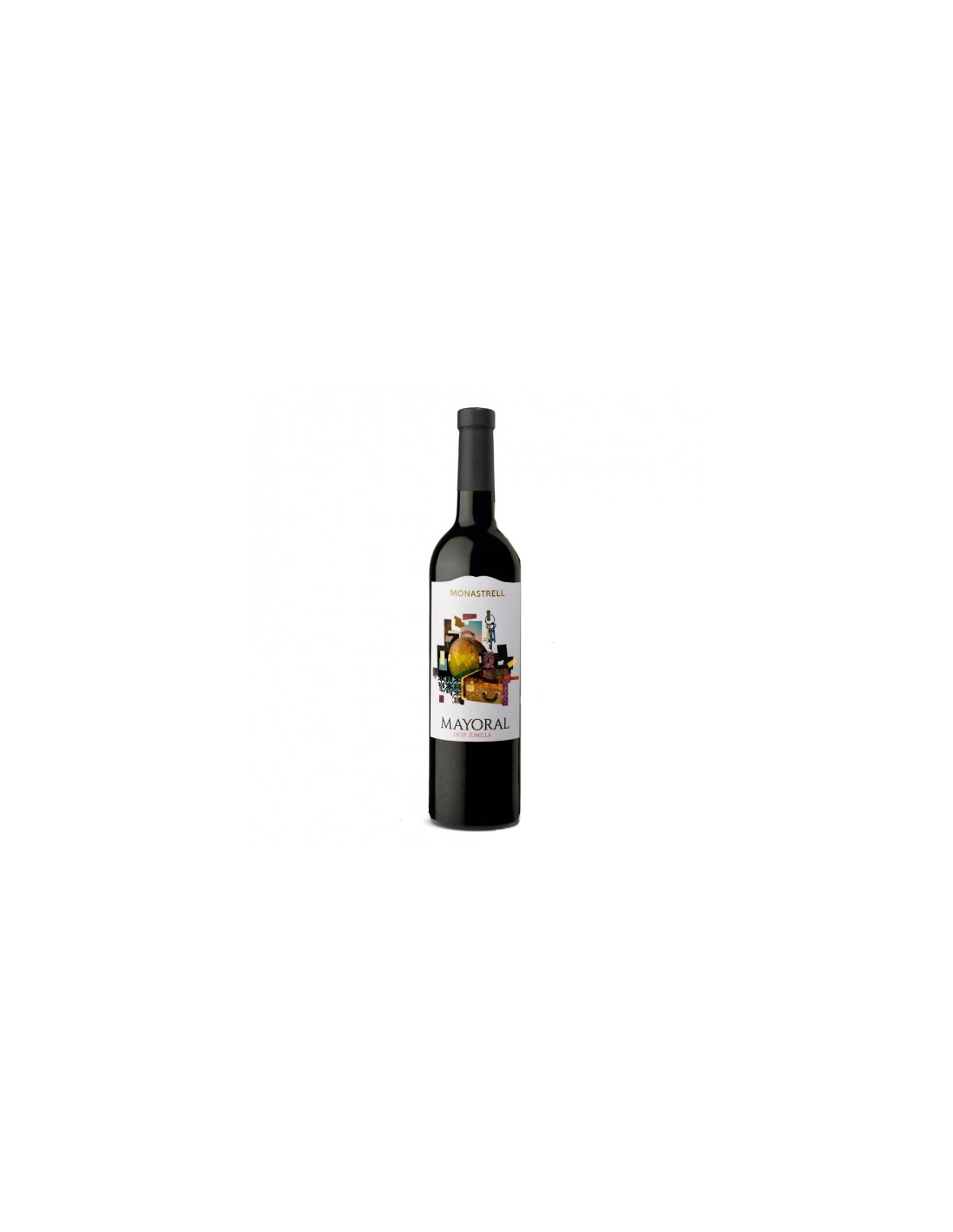 Vin rosu, Monastrell, Mayoral Jumilla, 0.75L, 14% alc., Spania