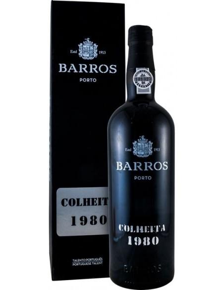 1980 Barros Colheita Porto