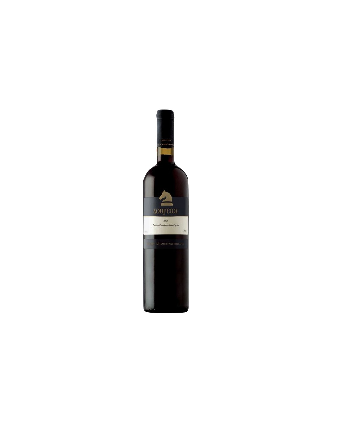 Vin rosu, Cupaj, Dourios, 0.75L, Grecia
