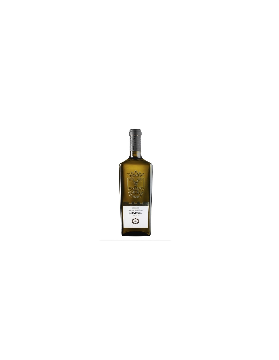 Vin alb sec, Sauvignon Blanc, Castel Mimi IGP Codru, 0.75L, 13% alc., Republica Moldova