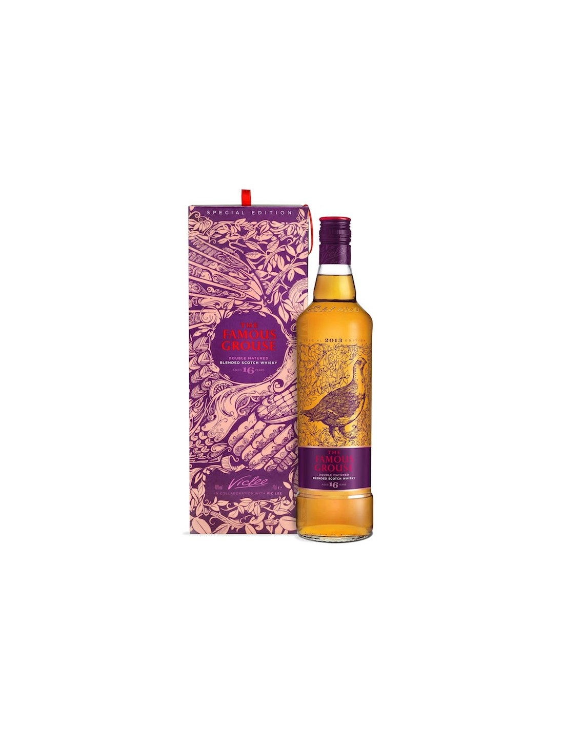 Whisky Famous Grouse Special Edition, 16 ani, 40% alc., 0.7L, Scotia