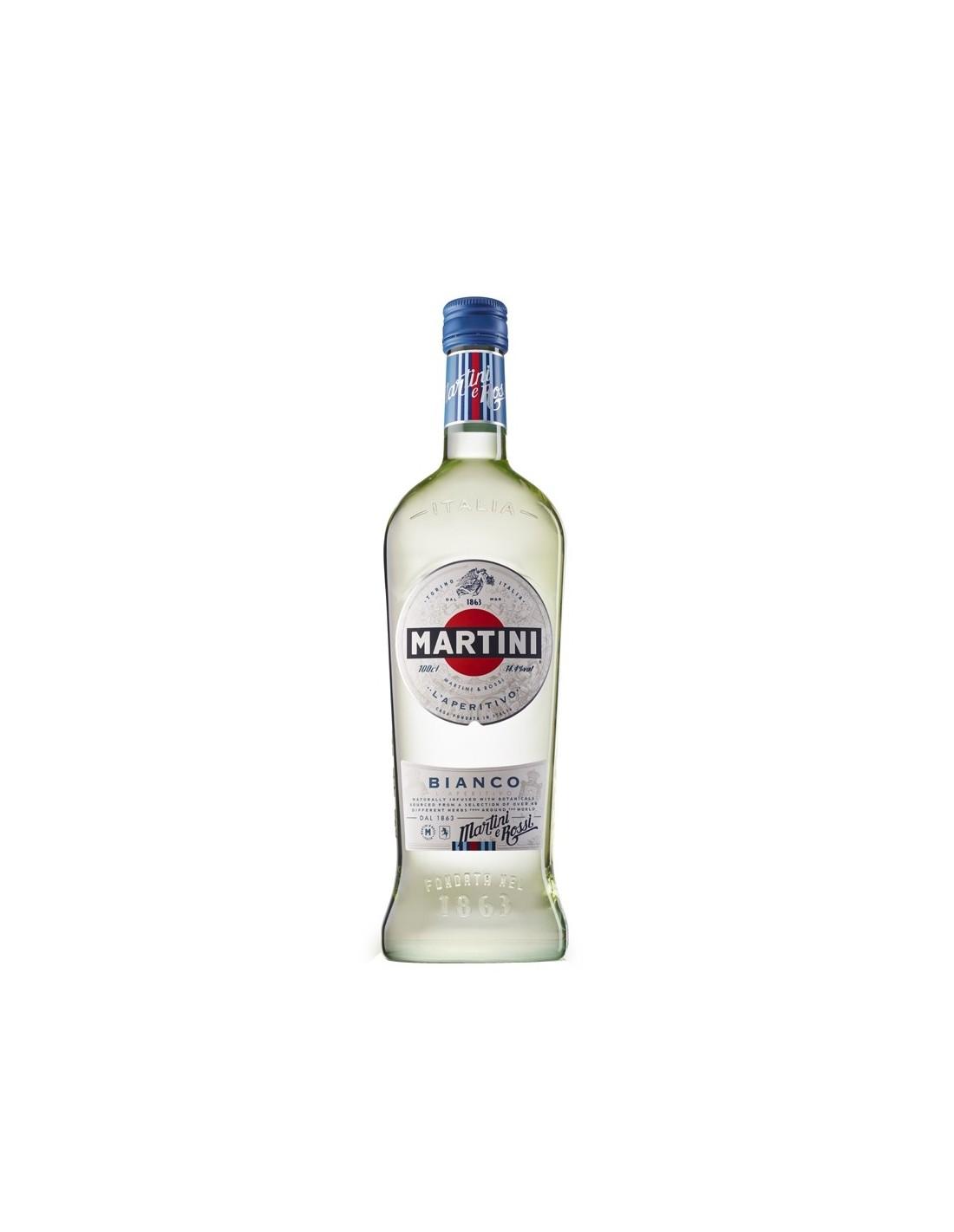 Aperitiv Martini Bianco, 15% alc., 0.75L, Italia