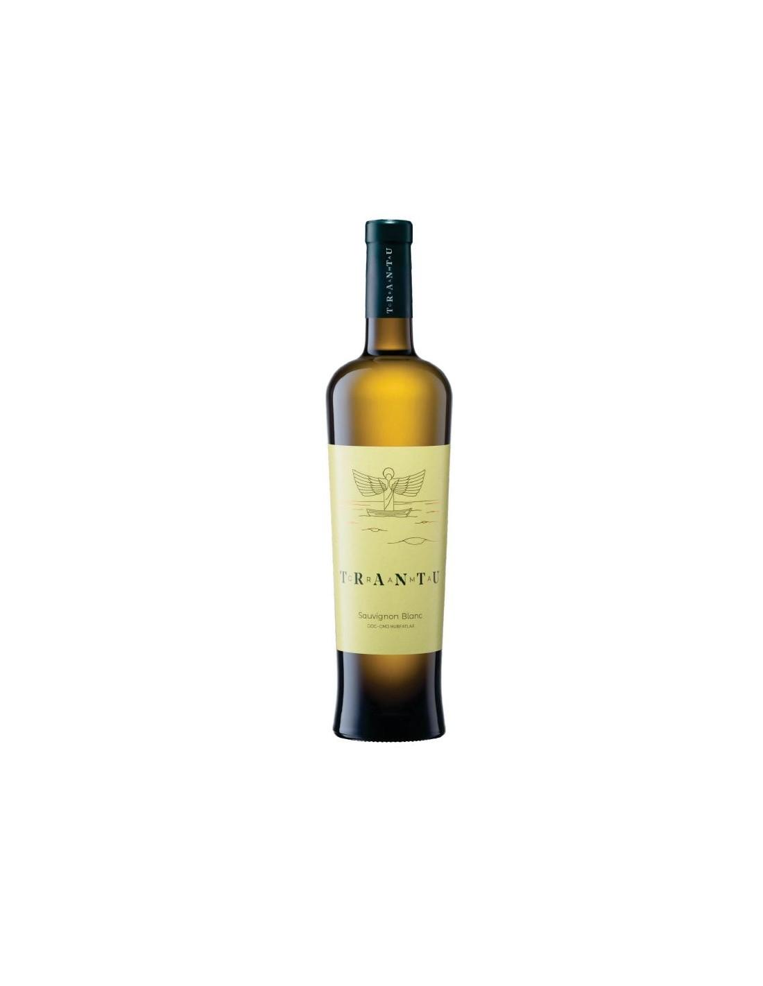 Vin alb sec, Sauvignon Blanc, Crama Trantu Murfatlar, 0.75L, 13.5% alc., Romania