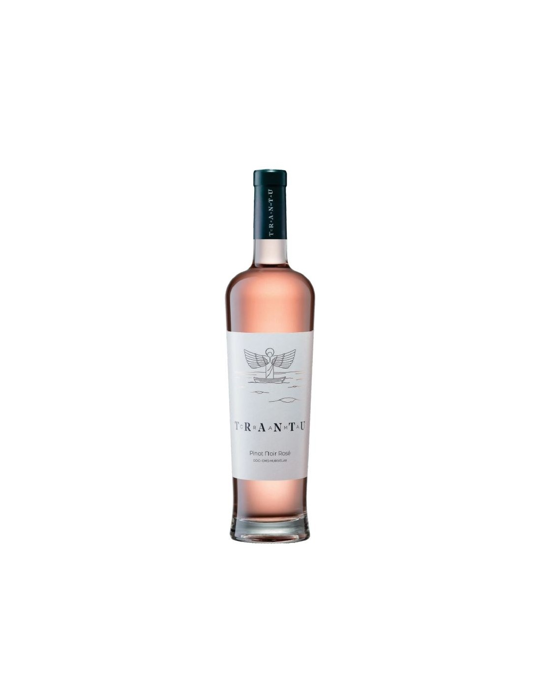 Vin roze sec, Pinot Noir, Crama Trantu Murfatlar, 0.75L, 13% alc., Romania