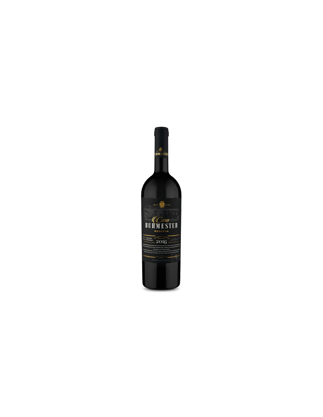 Vin rosu, Cupaj, Casa Burmester Douro, 0.75L, 14.5% alc., Portugalia