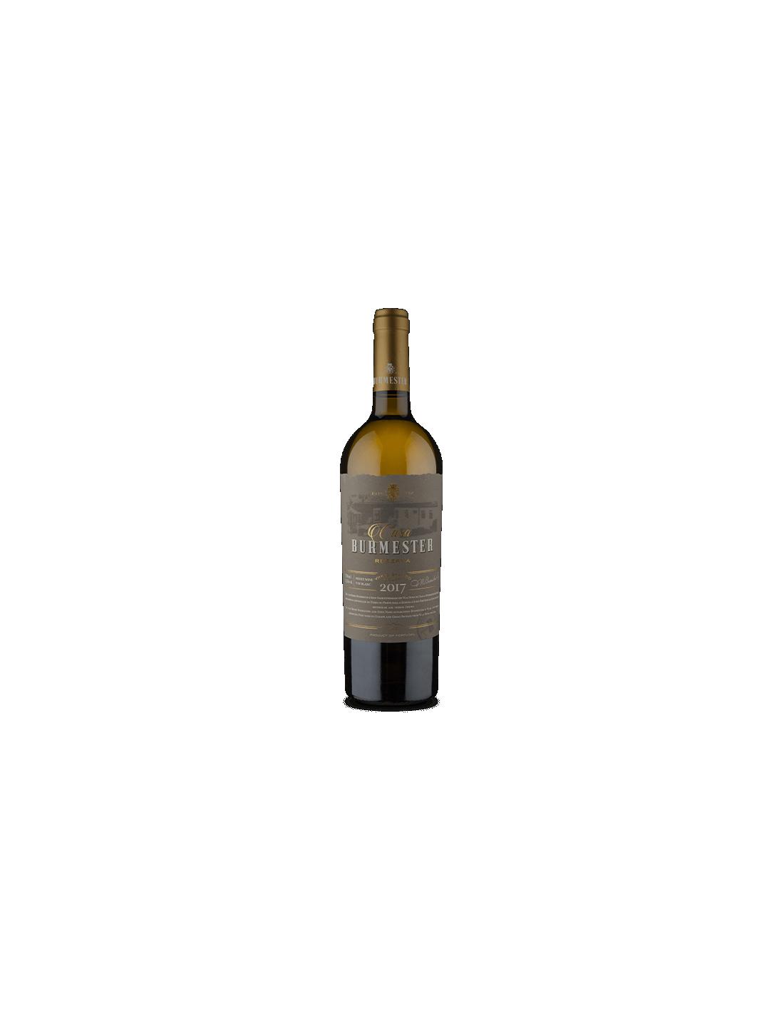 Vin alb sec, Cupaj, Casa Burmester Douro, 0.75L, 13.5% alc., Portugalia