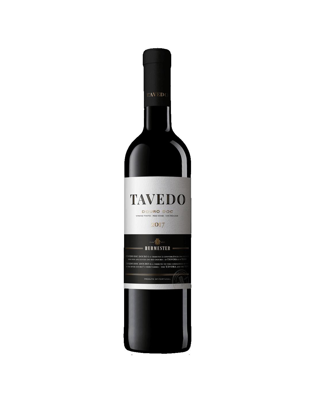 Vin rosu, Cupaj, Tavedo Douro, 0.75L, Portugalia
