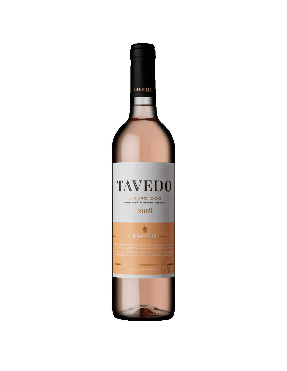 Vin roze, Tavedo Douro, 0.75L, 12% alc., Portugalia