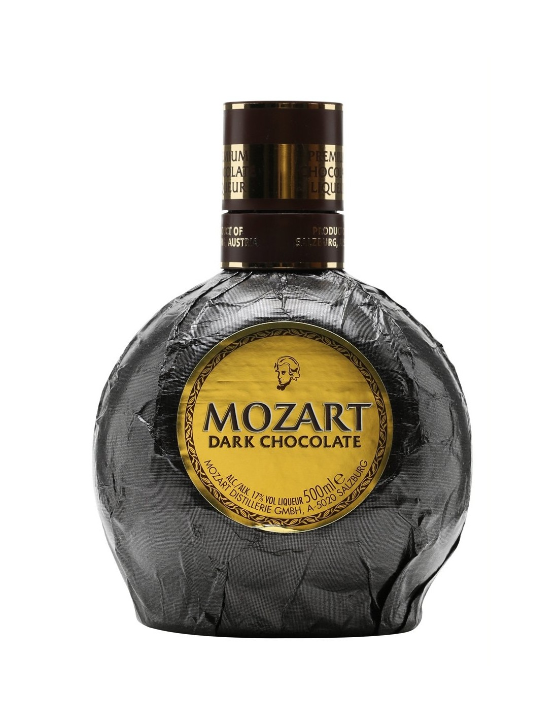 Lichior Mozart Dark Chocolate 0.5l