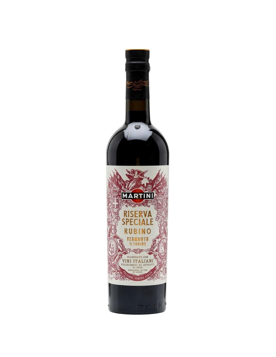 Vermut Martini Rubino, 18% alc., 0.75L, Italia