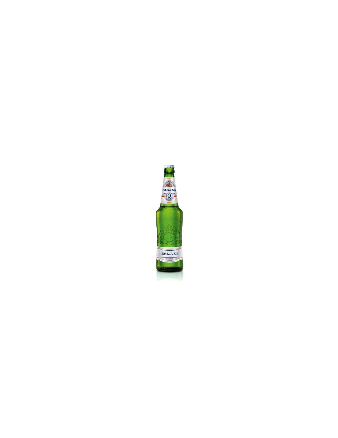 Bere Baltika 0 Pale Ale F.A 0.47l