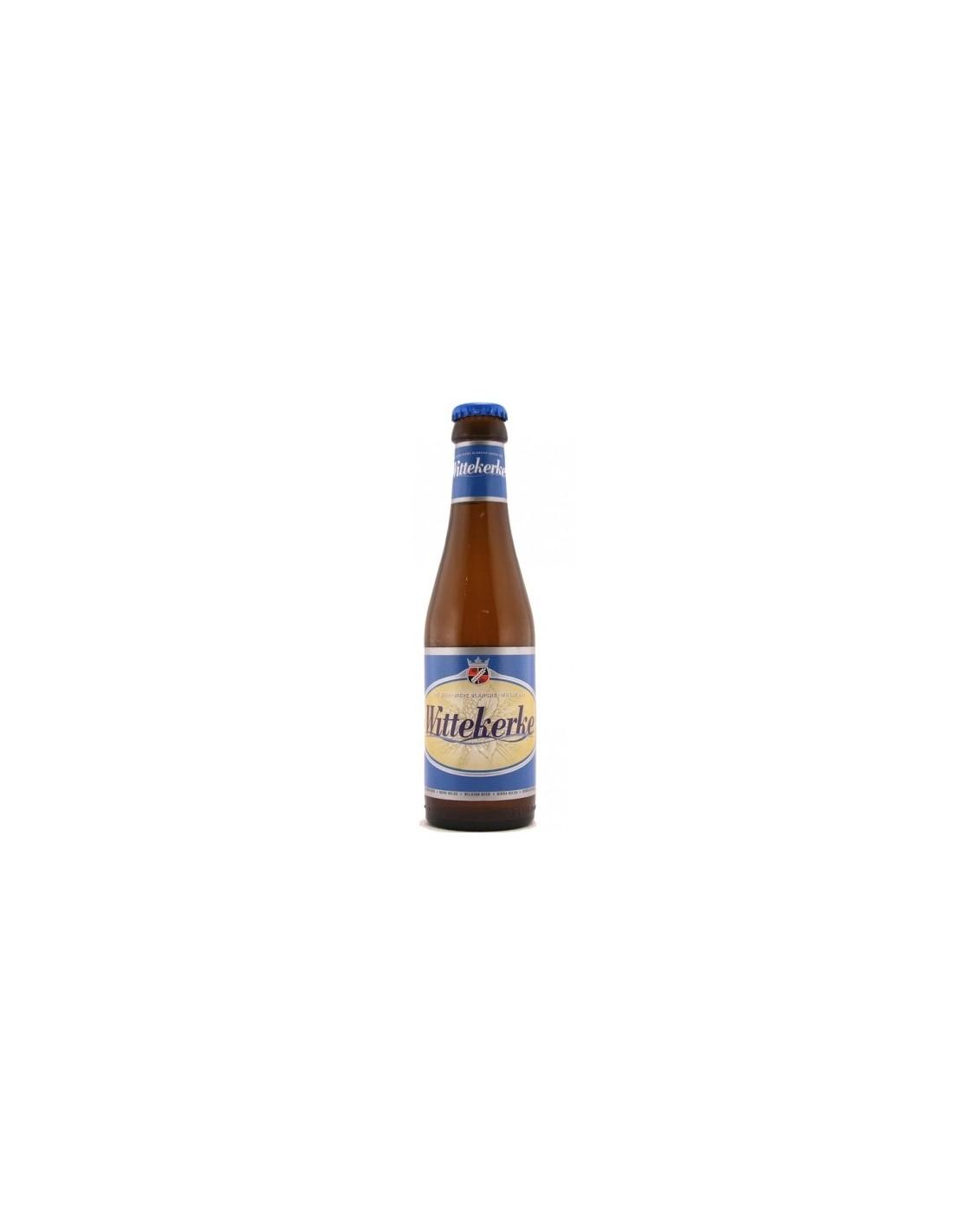 Bere blonda Wittekerke, 5% alc., 0.25L, Belgia
